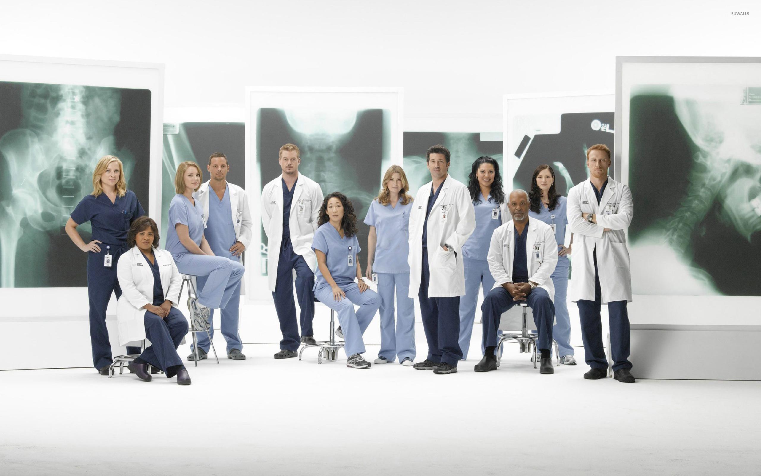 Grey\'s Anatomy [2] wallpaper - TV Show wallpapers - #3074