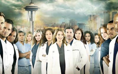 Grey's Anatomy [9] wallpaper