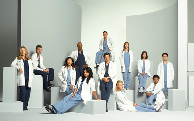 Grey's Anatomy [4] wallpaper