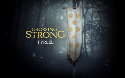 Growing Strong [2] wallpaper