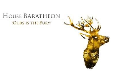 House Baratheon from Game of Thrones wallpaper