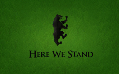 House Mormont of Bear Island wallpaper