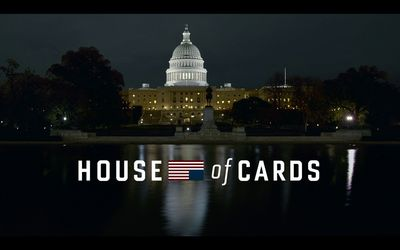 House of Cards [3] wallpaper