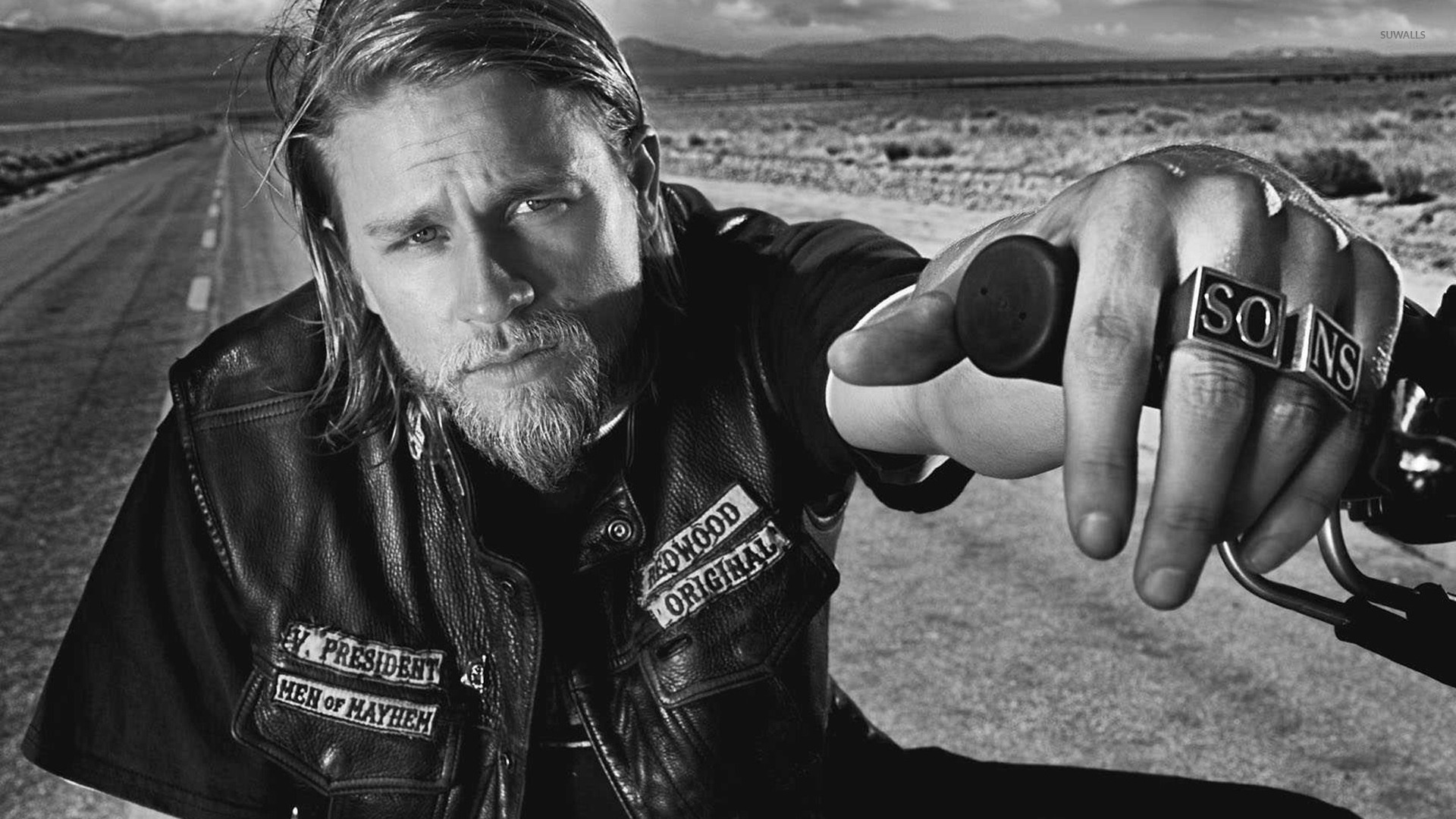 26 Best Free Jax Teller Wallpapers: Sons Of Anarchy [2] Wallpaper