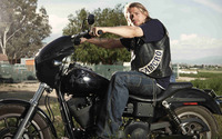 Jax Teller - Sons of Anarchy [3] wallpaper 1920x1200 jpg