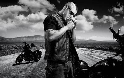 Juice - Sons of Anarchy wallpaper