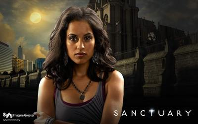 Kate Freelander - Sanctuary wallpaper