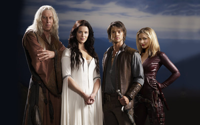 Legend of the Seeker [2] wallpaper