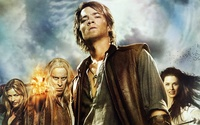 Legend of the Seeker wallpaper 1920x1200 jpg
