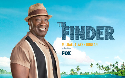 Leo Knox - The Finder wallpaper