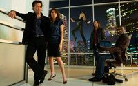 Leverage wallpaper 2560x1600 jpg