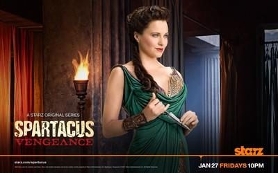 Lucretia - Spartacus: Vengeance wallpaper