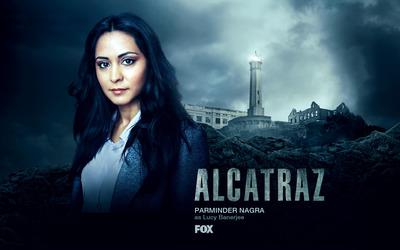 Lucy Banerjee - Alcatraz wallpaper