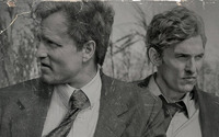 Martin Hart and Rust Cohle - True Detective wallpaper 1920x1080 jpg