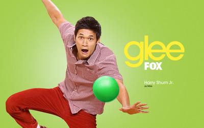 Mike - Glee wallpaper