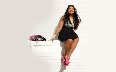 Mindy - The Mindy Project wallpaper