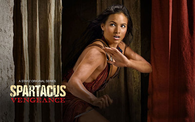 Mira - Spartacus: Vengeance wallpaper