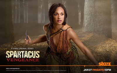 Naevia - Spartacus: Vengeance wallpaper