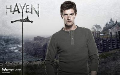 Nathan Wuornos - Haven wallpaper