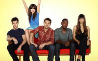 New Girl wallpaper 1920x1200 jpg