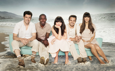 New Girl [2] wallpaper