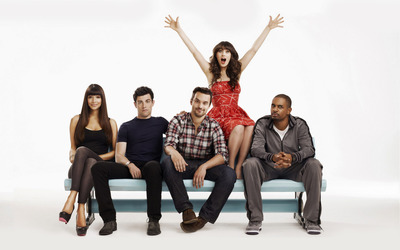 New Girl [5] wallpaper