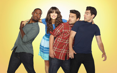 New Girl [6] wallpaper