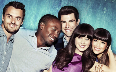 New Girl [7] wallpaper