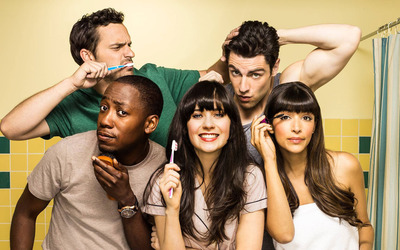 New Girl [3] wallpaper
