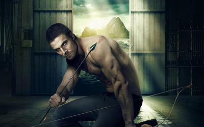 Oliver Queen - Arrow [3] wallpaper