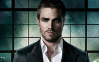 Oliver Queen - Arrow [4] wallpaper 1920x1080 jpg