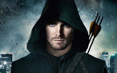 Oliver Queen - Arrow [2] wallpaper