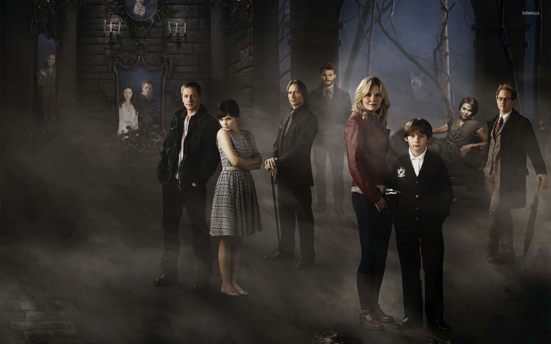 Once Upon A Time 3 Wallpaper Tv Show Wallpapers 15034