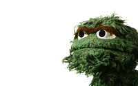 Oscar the Grouch wallpaper 1920x1200 jpg