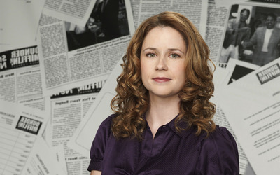 Pam Beesly -  The Office wallpaper