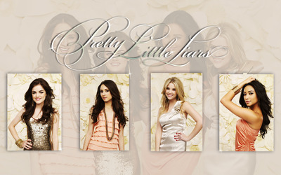 Pretty Little Liars [6] wallpaper