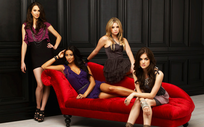Pretty Little Liars [3] wallpaper