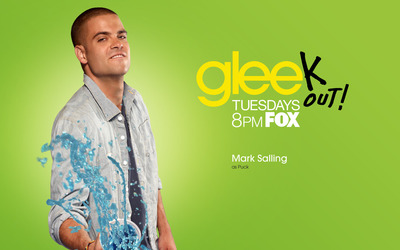 Puck - Glee [2] wallpaper