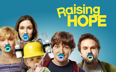 Raising Hope wallpaper