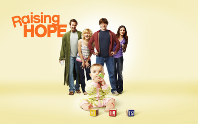 Raising Hope [2] wallpaper