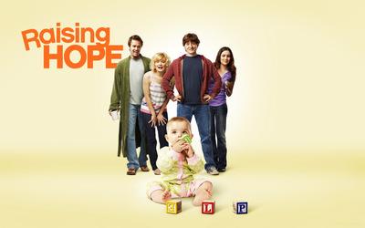 Raising Hope [2] wallpaper