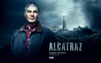 Ray Archer - Alcatraz wallpaper