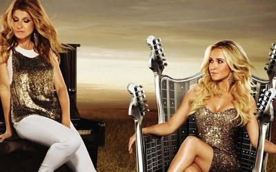 Rayna Jaymes and Juliette Barnes - Nashville wallpaper