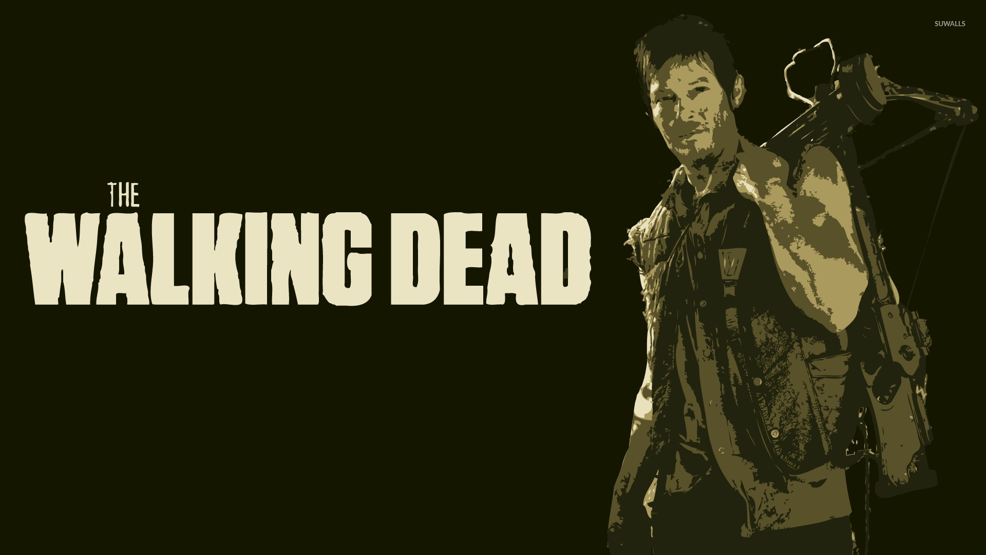 Rick Grimes From The Walking Dead Wallpaper Tv Show Wallpapers