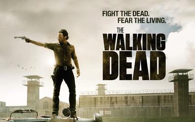 Rick Grimes - The Walking Dead wallpaper