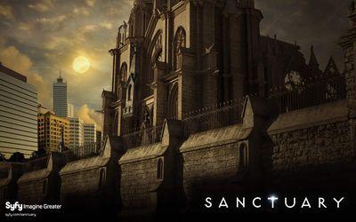 Sanctuary wallpaper