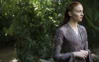 Sansa Stark - Game of Thrones wallpaper 2880x1800 jpg