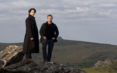 Sherlock [2] wallpaper