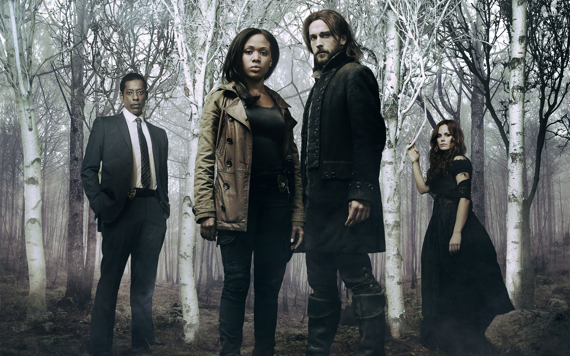 sleepy hollow [2] wallpaper - tv show wallpapers - #24132