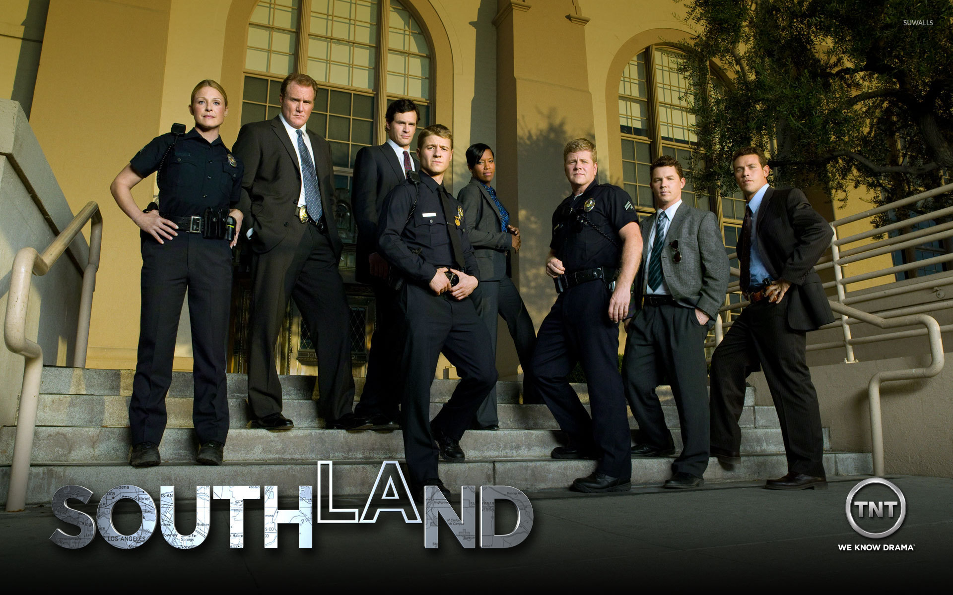 Southland TV Poster (#1 of 10) - IMP Awards